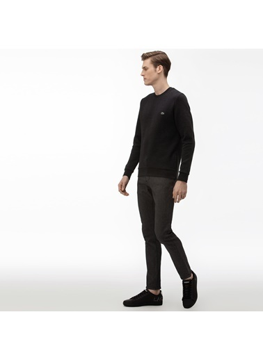 Lacoste Erkek Slim Fit Jean Pantolon HH0952.52M Lacivert